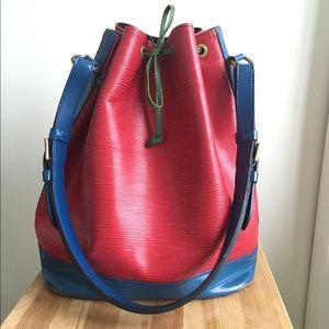 Louis Vuitton Epi Leather Bucket Bag